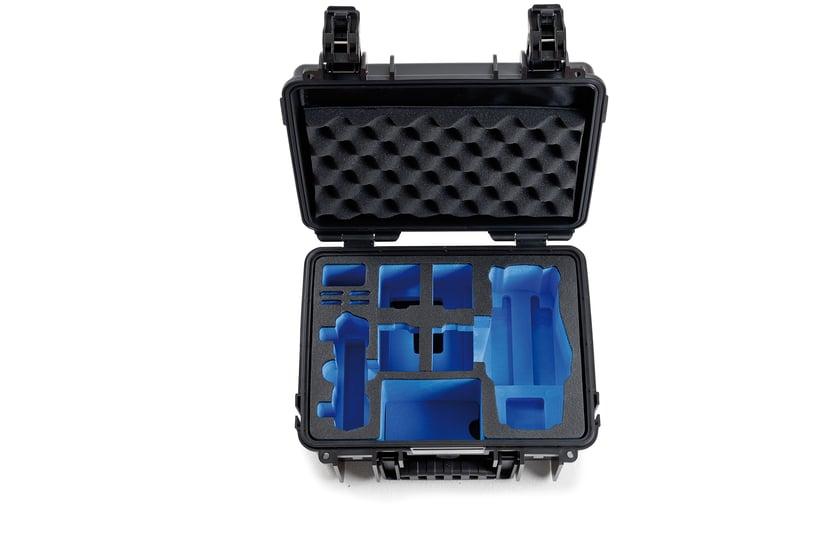 B&W International Drone Cases Type 3000 for DJI Mavic 2 Svart