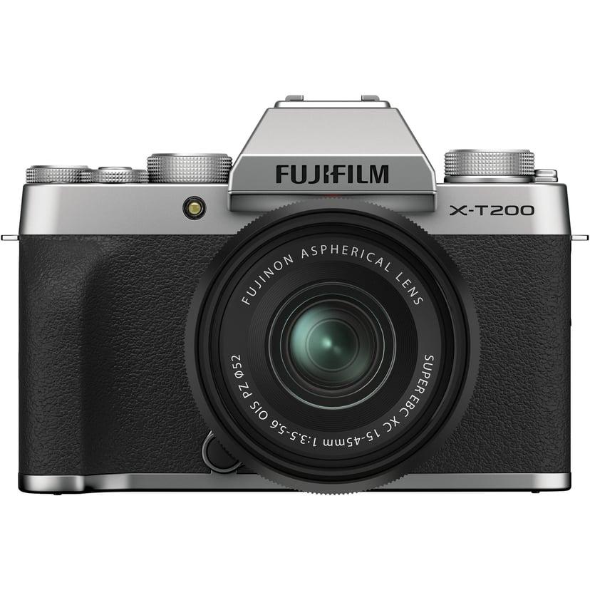 Fujifilm X-T200 + XC 15-45mm f/3.5-5.6 OIS PZ