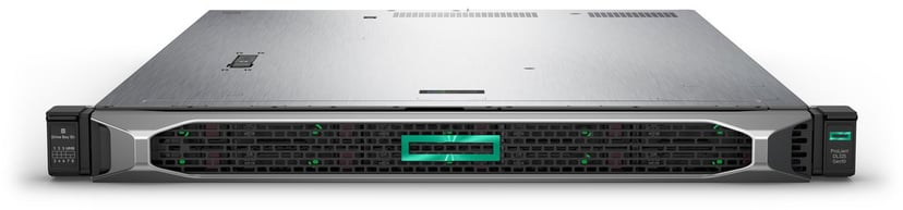HPE ProLiant DL325 Gen10 - 2x300GB, redundant nettaggregat & ekstra minne EPYC 8 kjerner 48GB