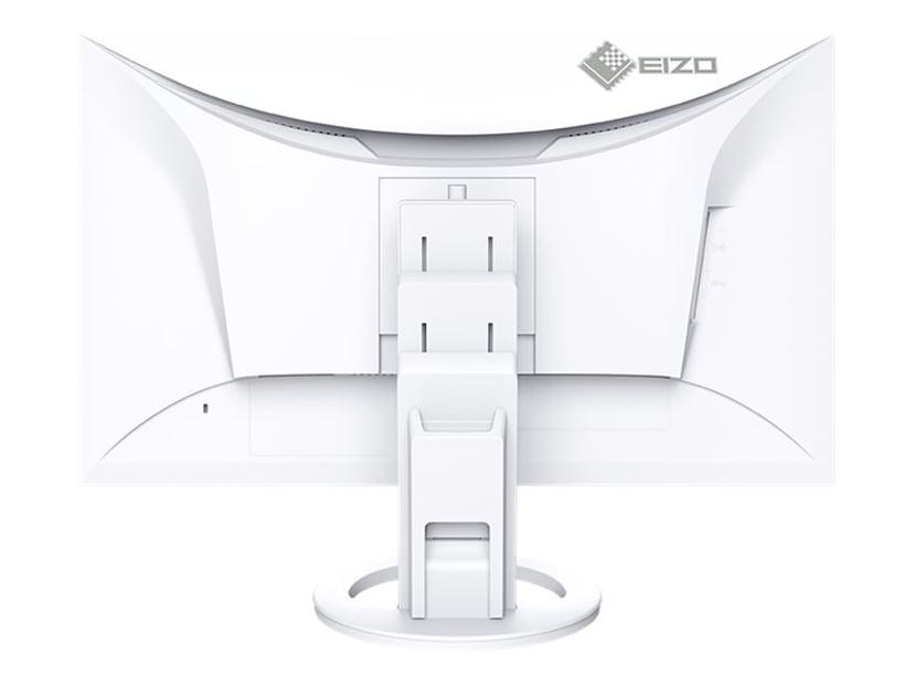 "EIZO FlexScan EV2760 27"" LED IPS HDMI/DVI-D/VGA/DP Hvid 27"" 2560 x 1440 16:9"