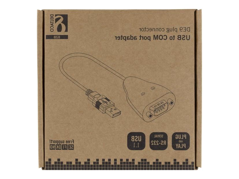 Deltaco Adapter