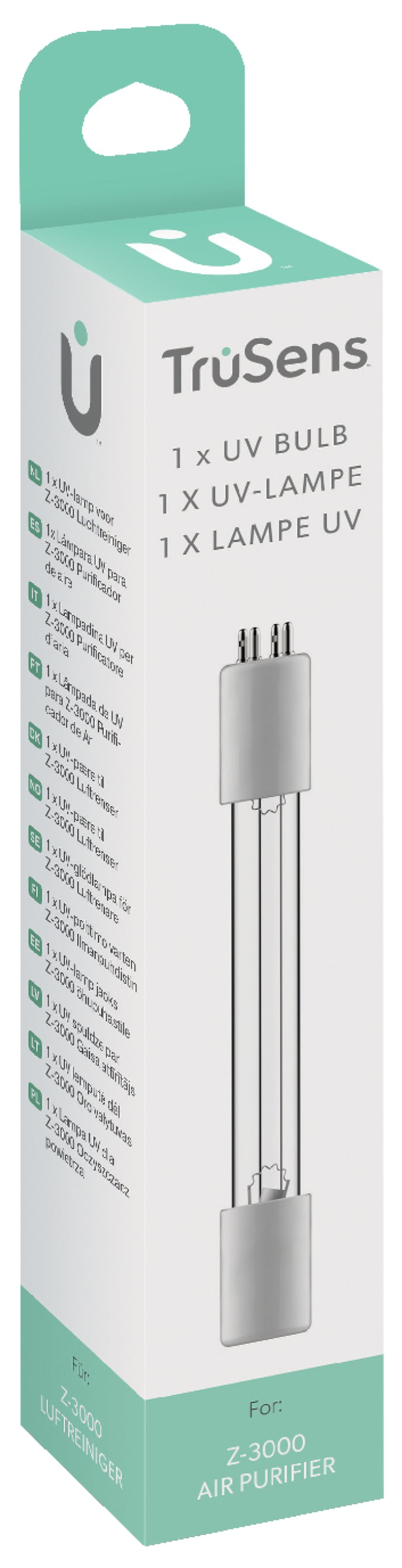 Leitz UV-Lampa - Trusens Z-3000