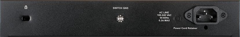 D-Link DGS-1024D 24-Port Gigabit Desktop Switch