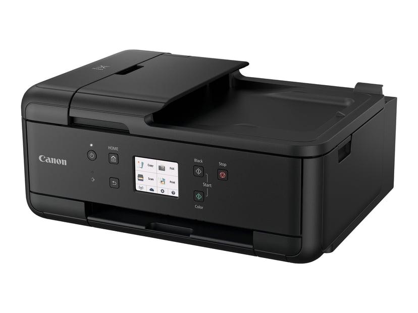 Canon Pixma TR7550 Svart A4 MFP