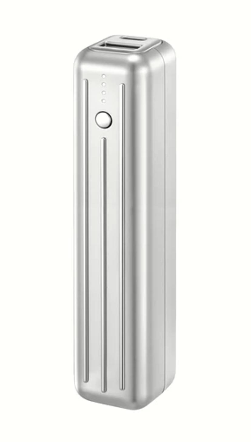 Zendure SuperMini Portabel Lader 5000mAh Sølv