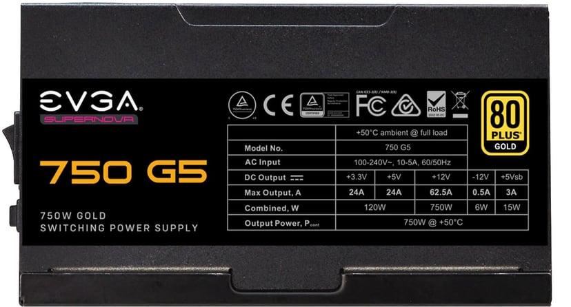 EVGA SuperNOVA 750 G5 750W 80 PLUS Gold