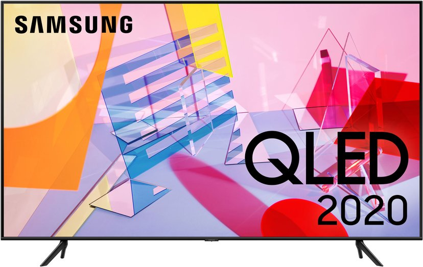 "Samsung QE85Q60T 85"" 4K QLED Smart TV"
