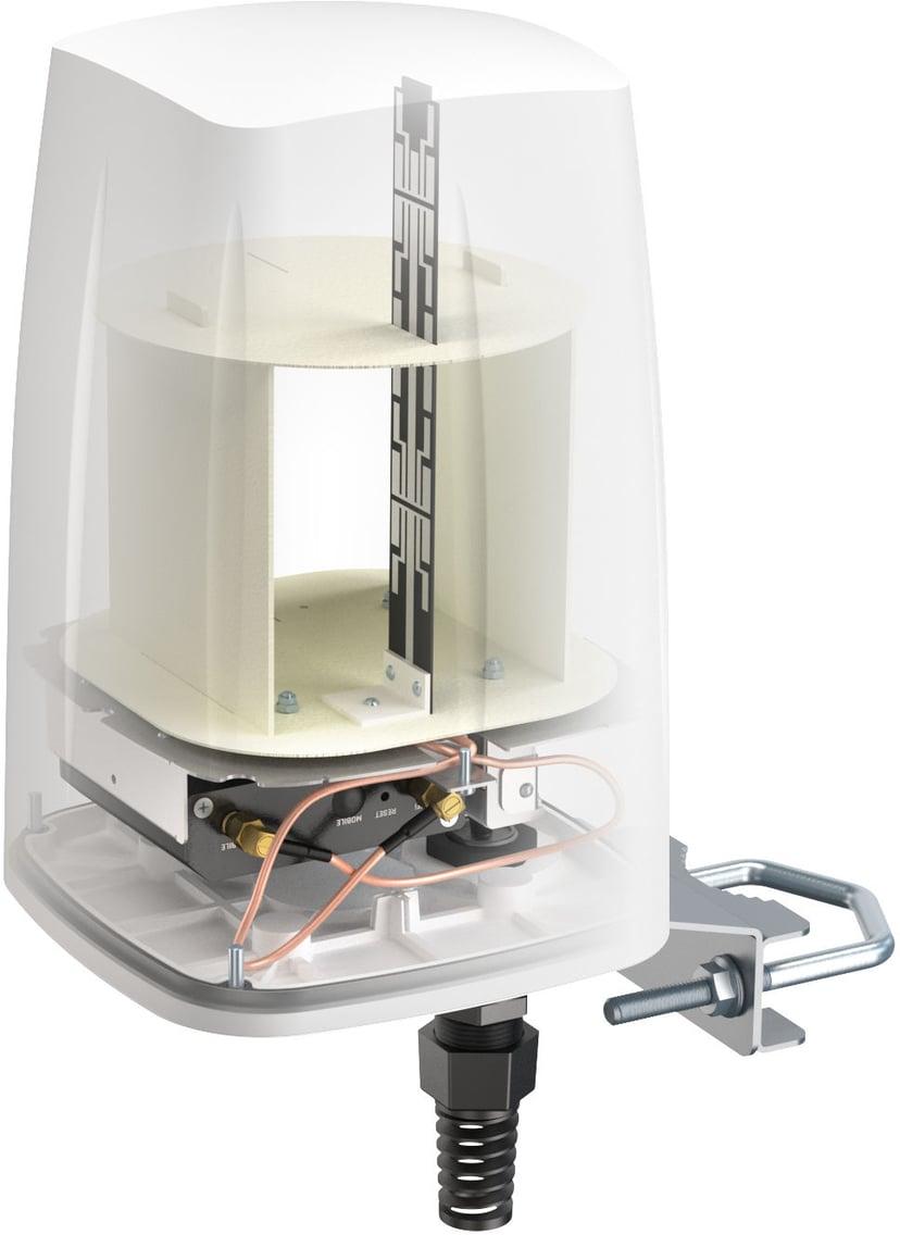 QuWireless QuSpot Antenn & Kapsling för RUT240/RUT230