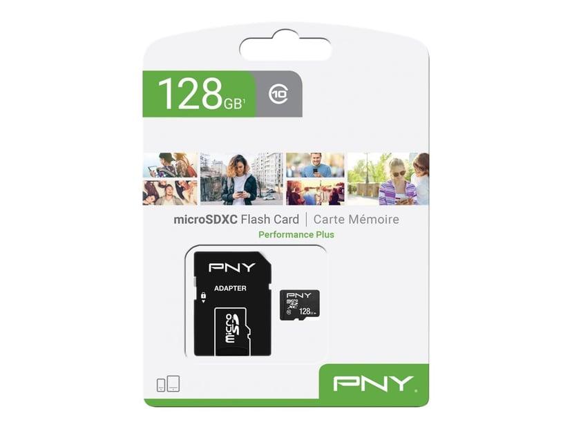 PNY Performance Plus 128GB microSDXC
