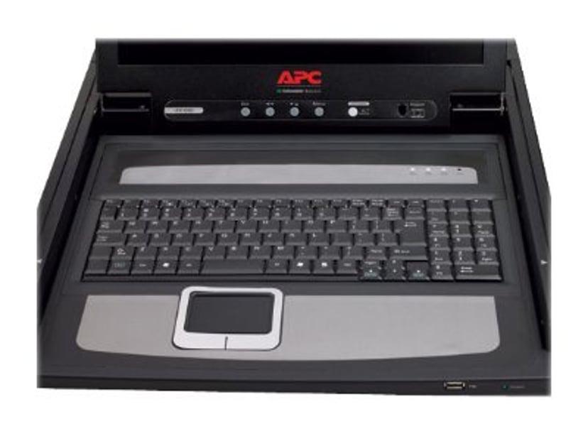 APC LCD Console KVM Switch