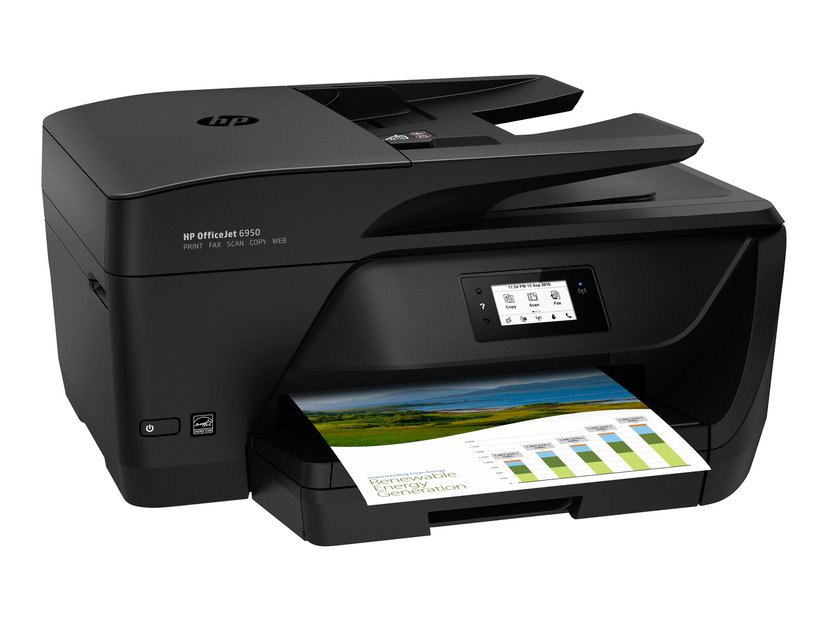 HP OfficeJet 6950 A4 All-In-One