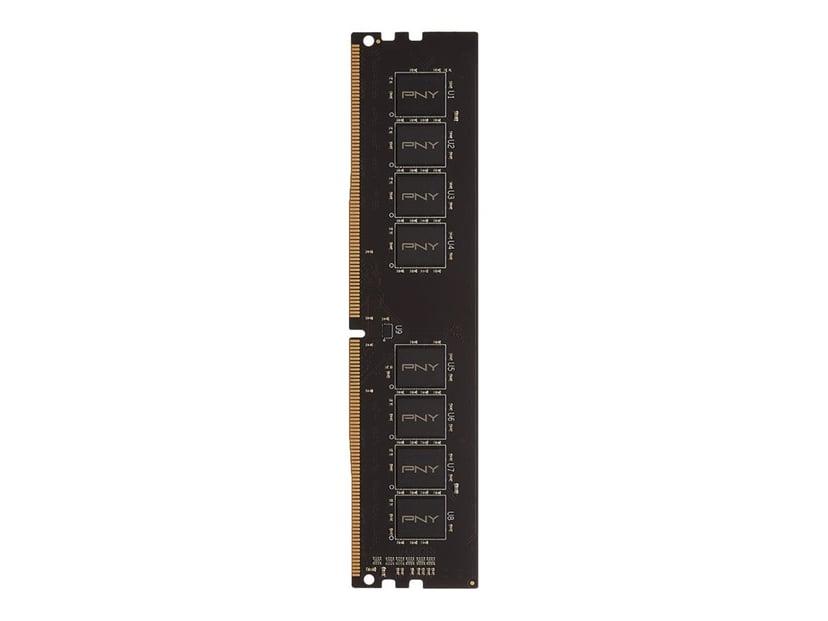 PNY DDR4 4GB 2,666MHz DDR4 SDRAM DIMM 288-pin