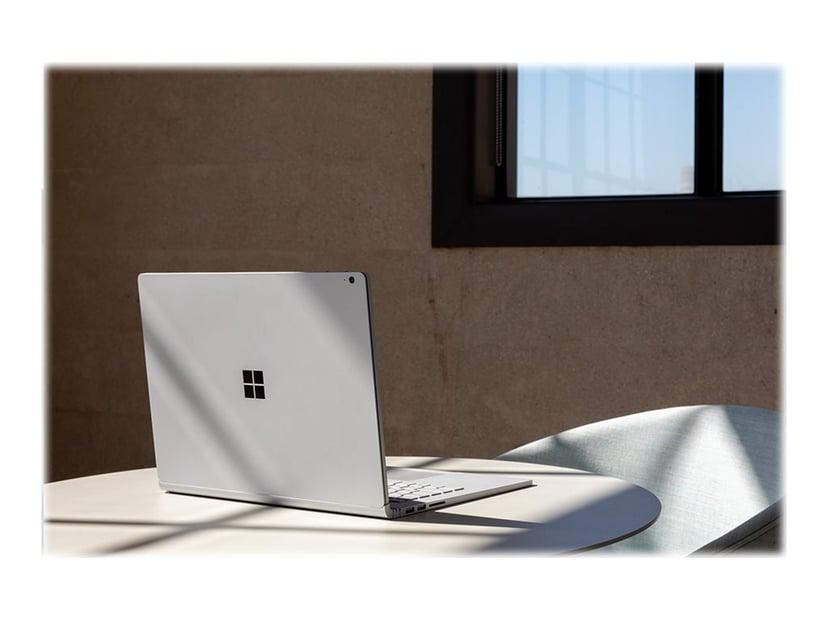 """Microsoft Surface Book 3 för företag GTX1650 13.5"""" Core i7 512GB Platina"""