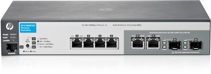 HPE MSM720 Access Controller