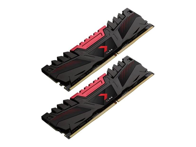 PNY XLR8 32GB 3,200MHz DDR4 SDRAM DIMM 288-pin