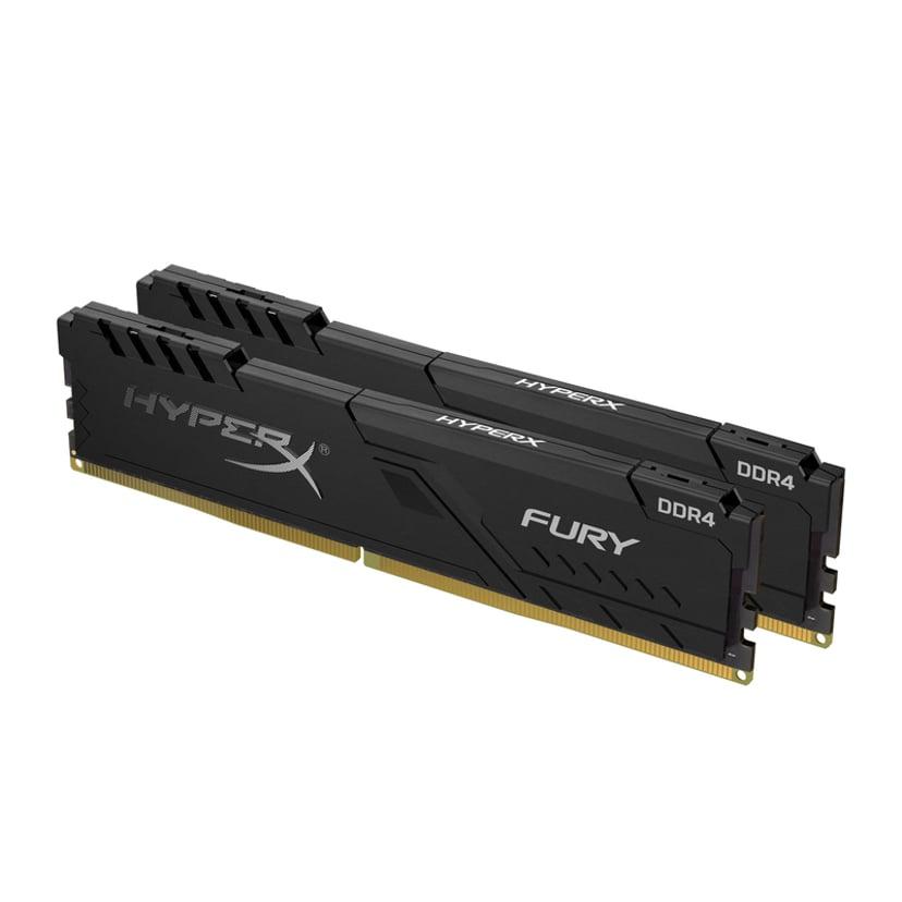 Kingston HyperX FURY 32GB 2,666MHz DDR4 SDRAM DIMM 288-pin