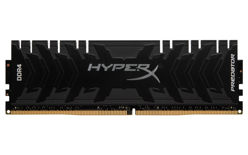 Kingston Hyperx Predator 128GB (4-Kit) DDR4 2666MHz CL15 Dim 128GB 2,666MHz DDR4 SDRAM DIMM 288-pin
