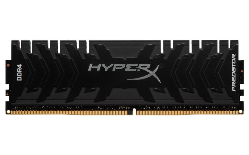 Kingston Hyperx Predator 8GB DDR4 4000MHz CL19 DIMM XMP 8GB 4,000MHz DDR4 SDRAM DIMM 288-pin