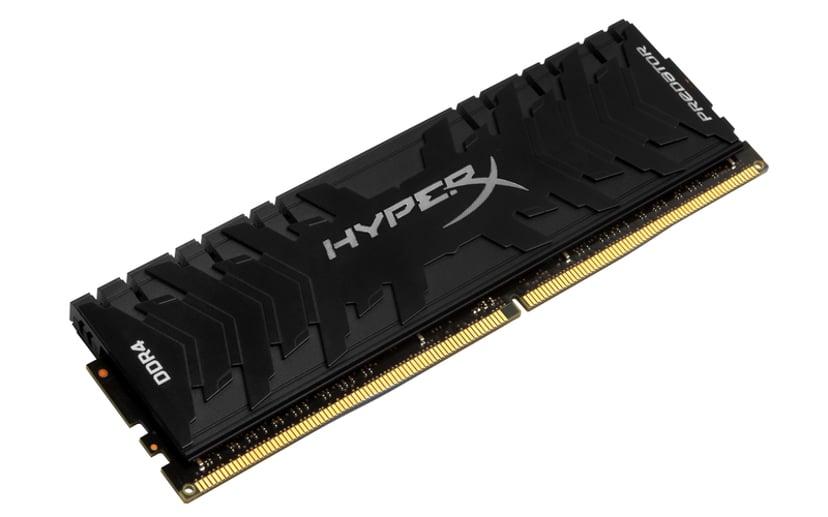 Kingston Hyperx Predator 128GB (4-Kit) DDR4 3200MHz CL16 Dim 128GB 3,200MHz DDR4 SDRAM DIMM 288-pin