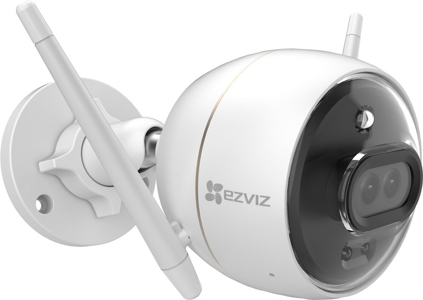 Ezviz C3X Dual-Lens Wi-FI Camera With Built-In Ai