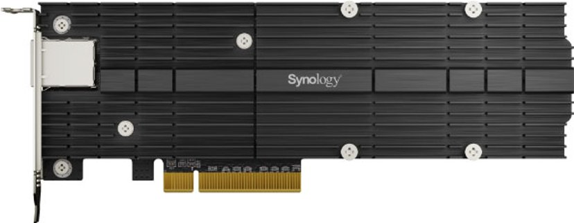 Synology E10M20-T1 Pcie Cards RJ45 10Gbe 1-Port M.2