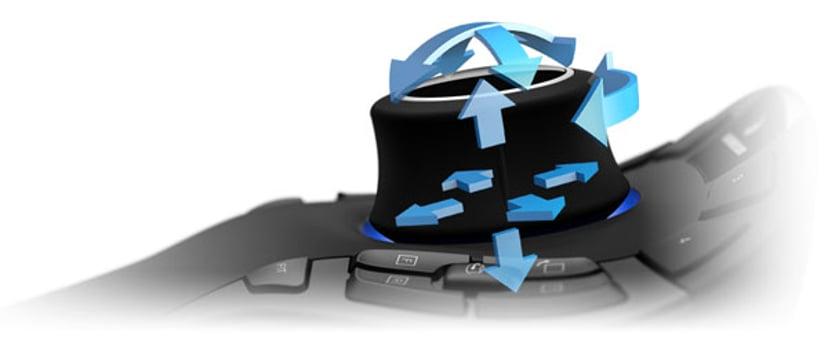 3DConnexion SpaceMouse Pro 3D-mus Kabelansluten