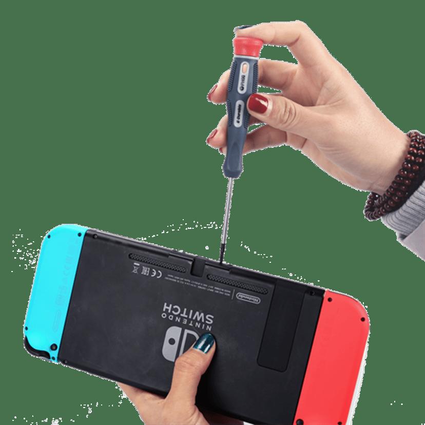 Delta Deltaco Nintendo Switch Repair Tools Kit 11-Parts