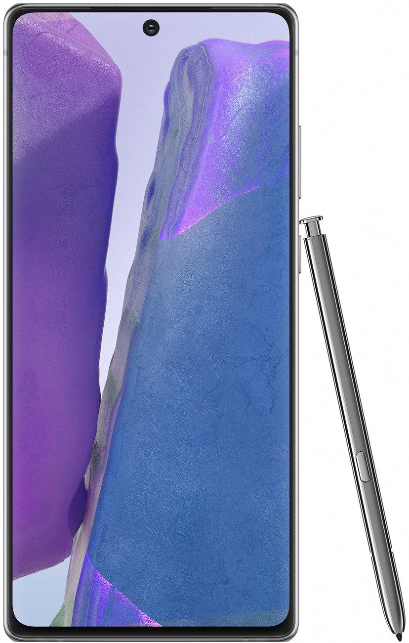 Samsung Galaxy Note20 5G 256GB Dual-SIM Gråmystisk
