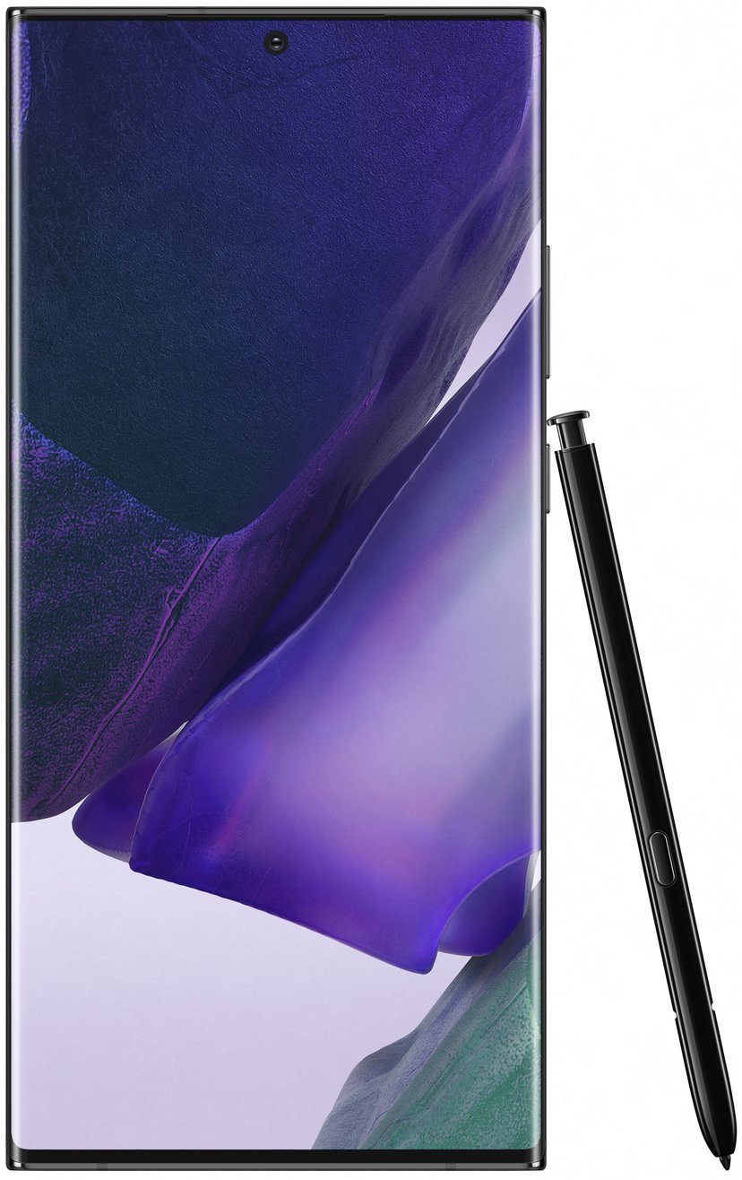 Samsung Galaxy Note20 Ultra 5G 256GB Dual-SIM Mystic Black