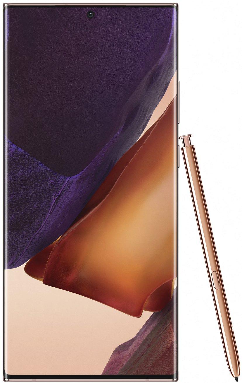 Samsung Galaxy Note20 Ultra 5G 256GB Dual-SIM Mystisk brons