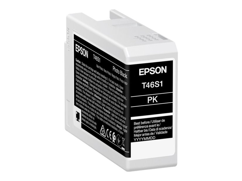 Epson Bläck Foto Svart 25ml - SC P700