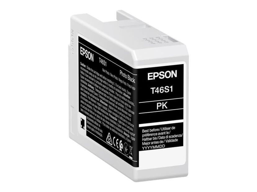 Epson Inkt Foto Zwart 25ml - SC P700