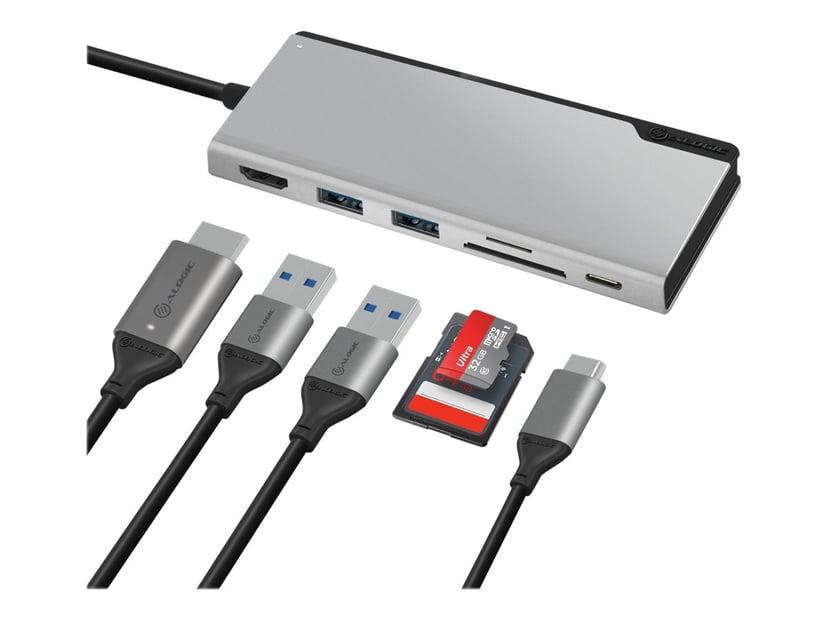 Alogic Ultra Series USB-C Dock UNI USB-C Mini-dockningsenhet