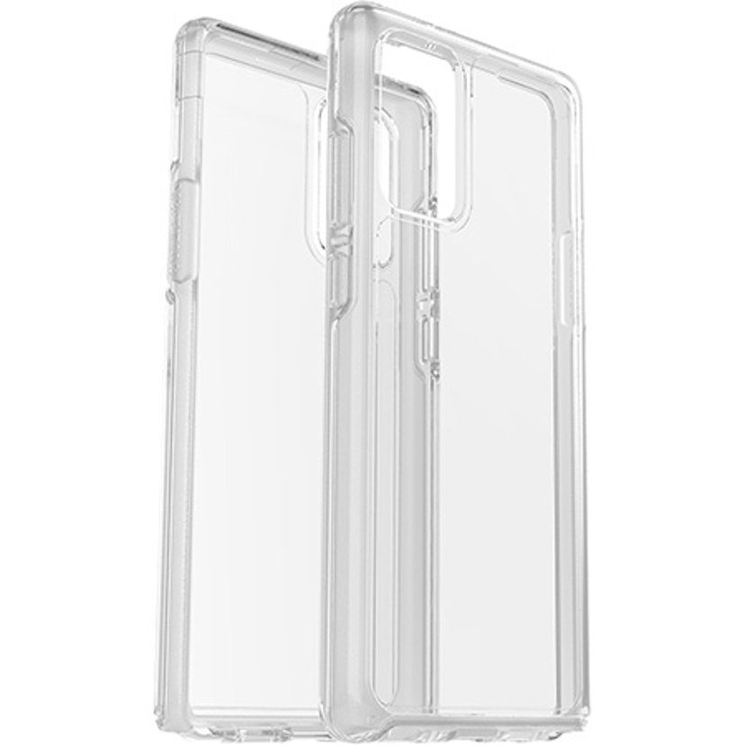 Otterbox Symmetry Series Clear Shelby Samsung Galaxy Note 20 Blank