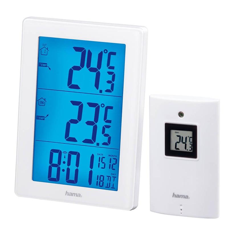 Hama Vejrstation EWS-3000 Hvid