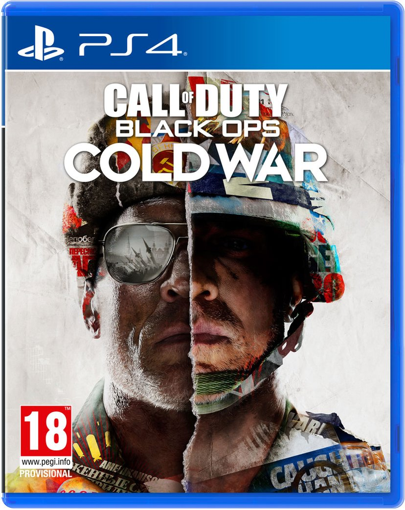 Activision Call Of Duty: Black Ops Cold War Sony PlayStation 4