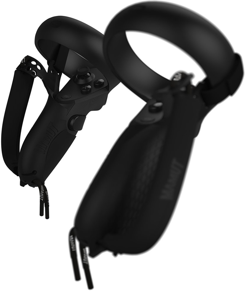 Mamut VR Mamut Dx Grips Stealth - Oculus Quest/Rift S