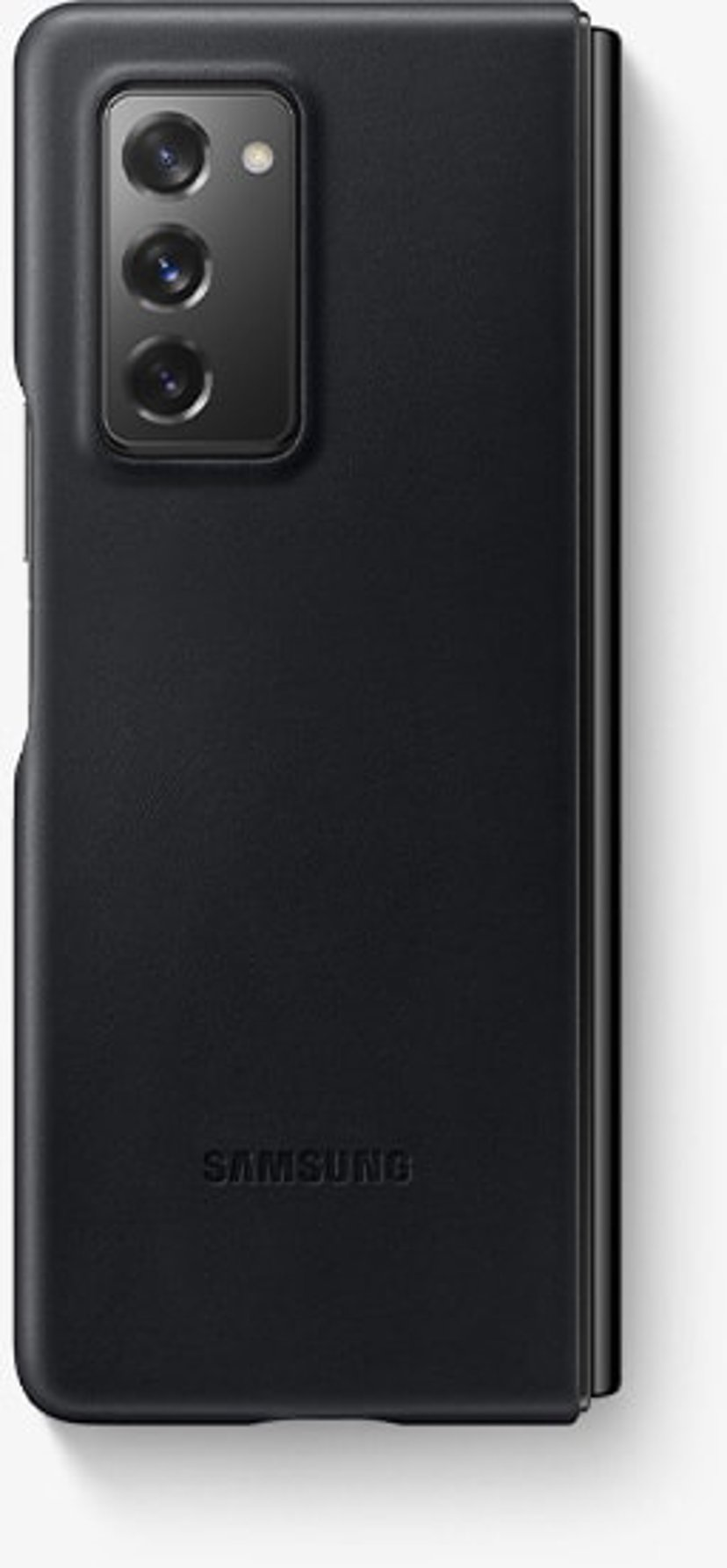 Samsung Leather Cover EF-VF916 Samsung Galaxy Z Fold2 Sort