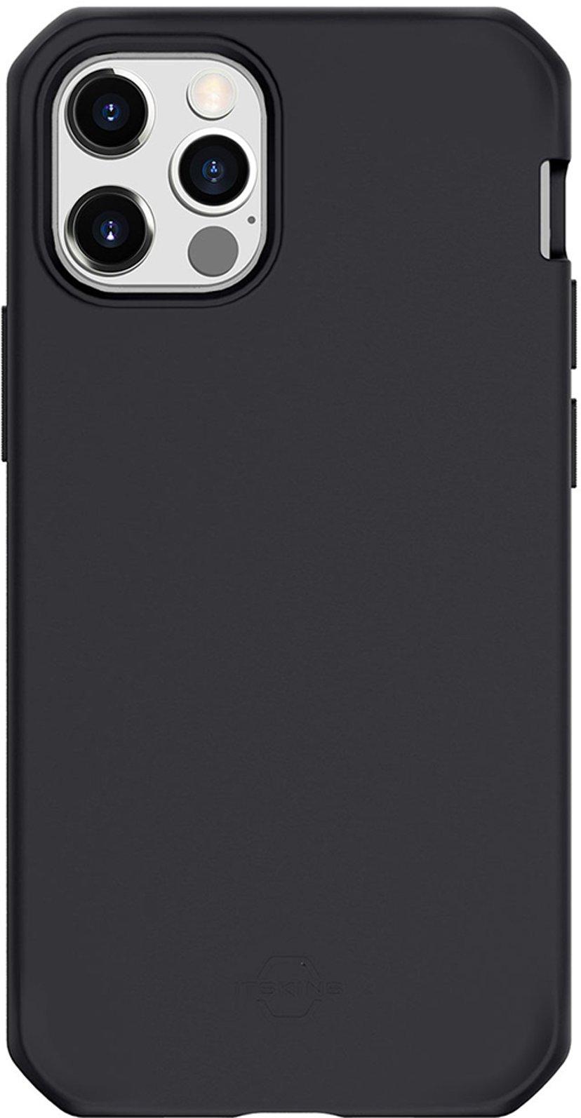 Cirafon Spectrum Solid Drop Safe iPhone 12 Pro Max Zwart
