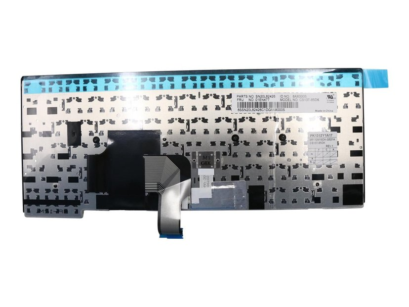 Lenovo Keyboard (Danish)