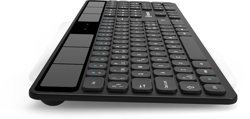 Voxicon Wireless Keyboard SO2wl +Pro Mouse Dm-P30wl Nordisk