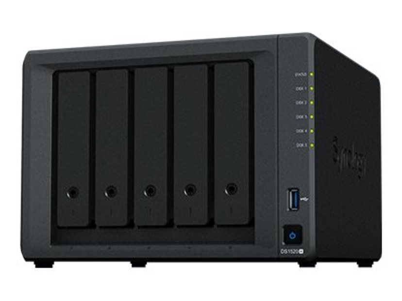 Synology Disk Station DS1520+ 0TB NAS-server