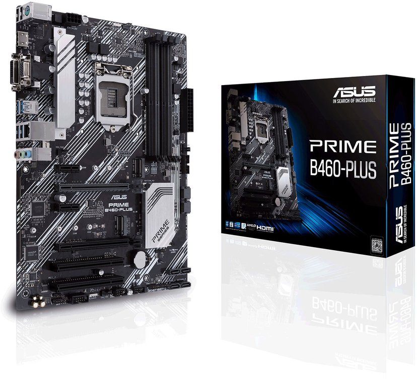 ASUS PRIME B460-PLUS ATX Bundkort