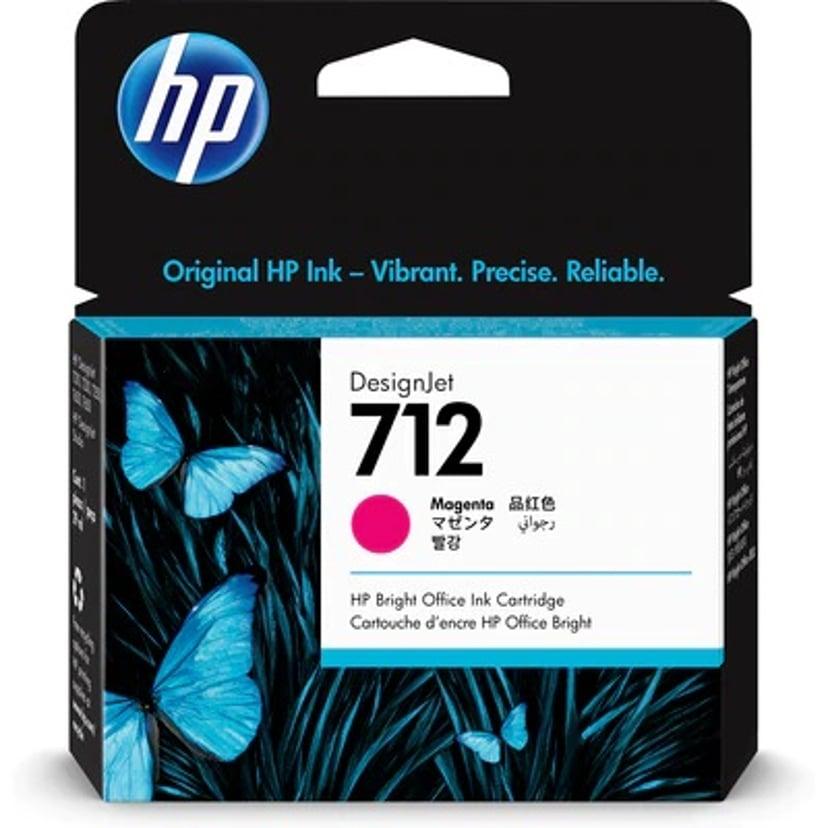 HP Inkt Magenta 712 29ml