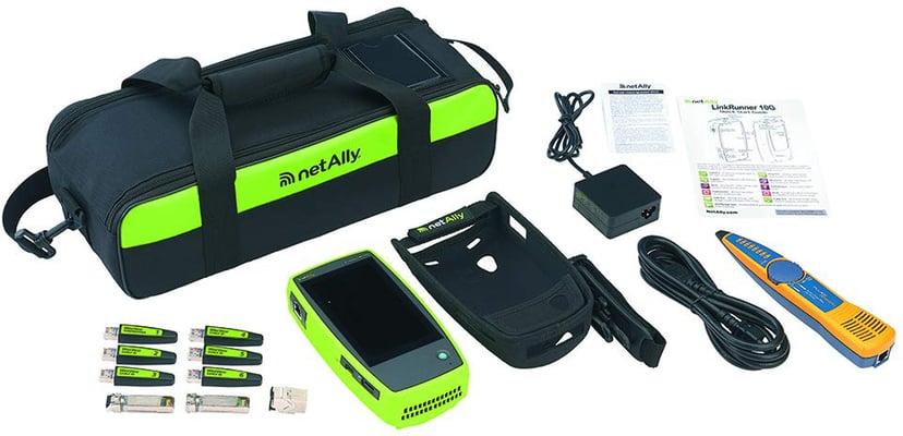 Netally LinkRunner 10G Smart Network Tester Kit
