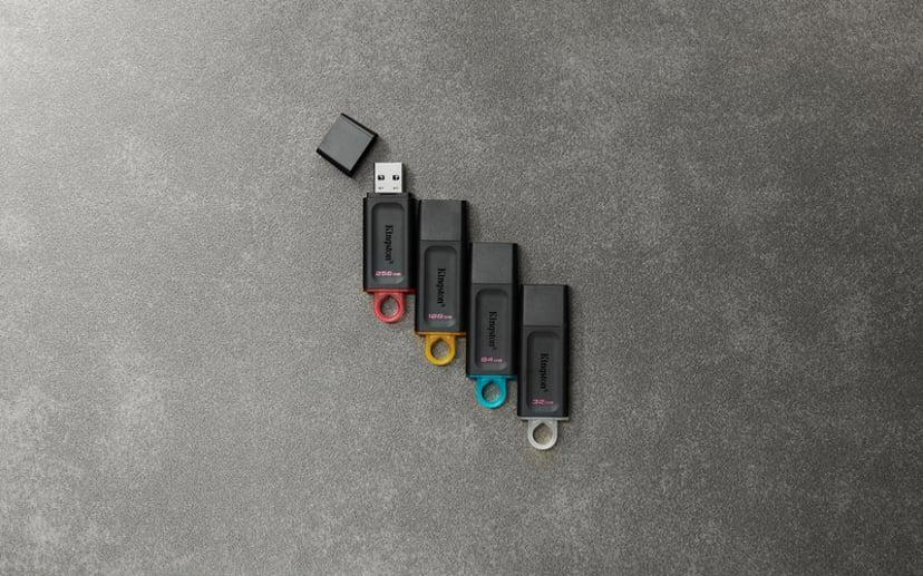 Kingston Datatraveler Exodia 128GB USB 3.2 Gen 1