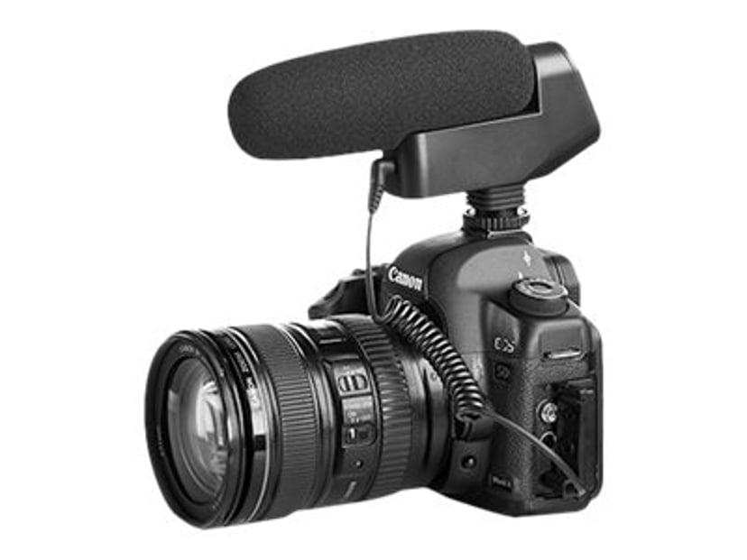 Boya BY-VM600 Riktad Mikrofon Svart