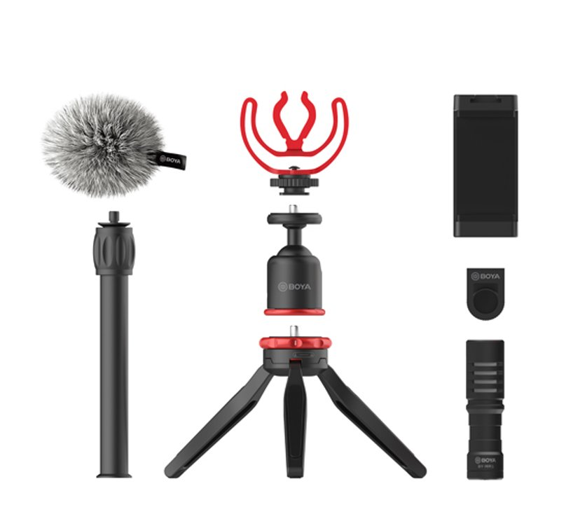 Boya BY-VG330 Video-Kit