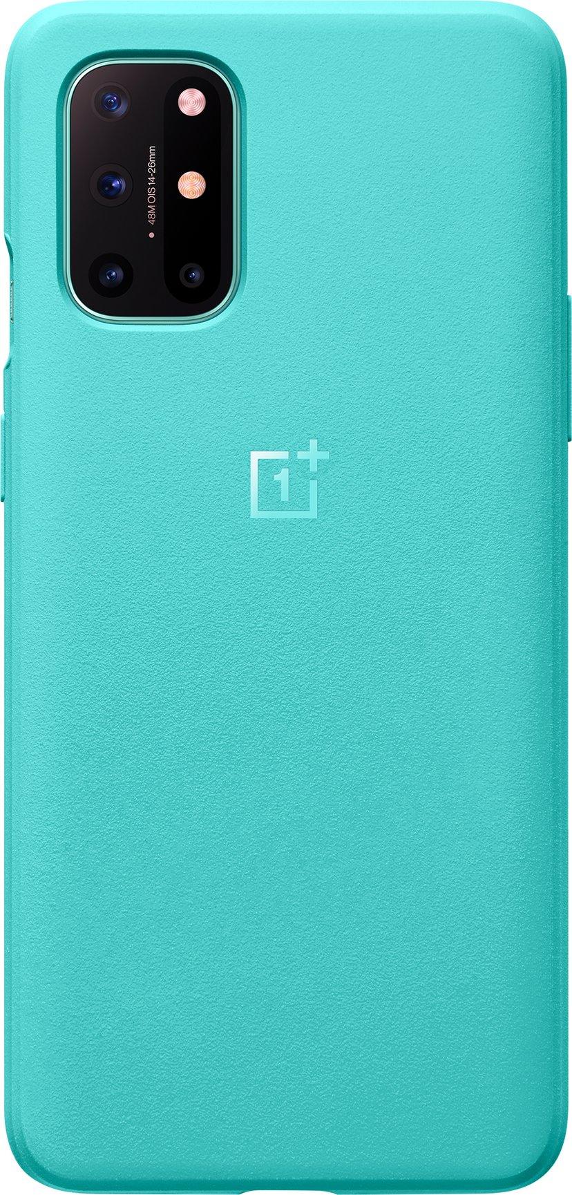 OnePlus Sandstone Bumper Case OnePlus 8T Cyan