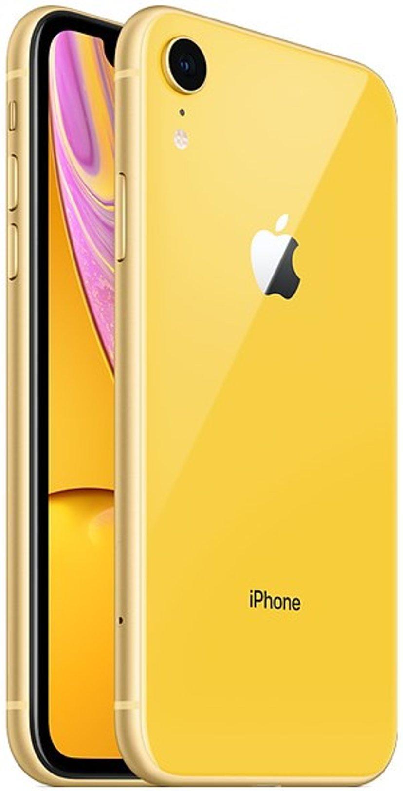 Apple iPhone XR 64GB Gul